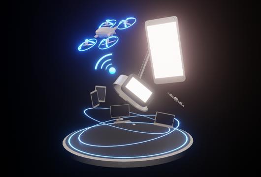 サクラインターナショナル-virtualportal-お持ちの3Dデータも空間内に組み込むことが可能