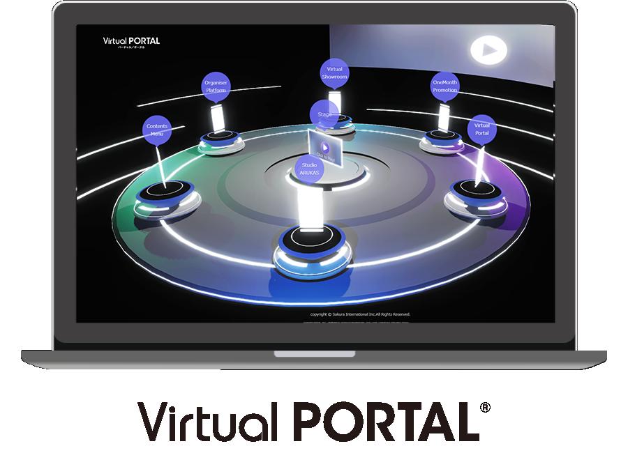 virtual portal-サクラインターナショナル